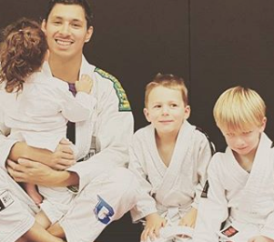 Brazilian Jiu Jitsu 4-6 jr.