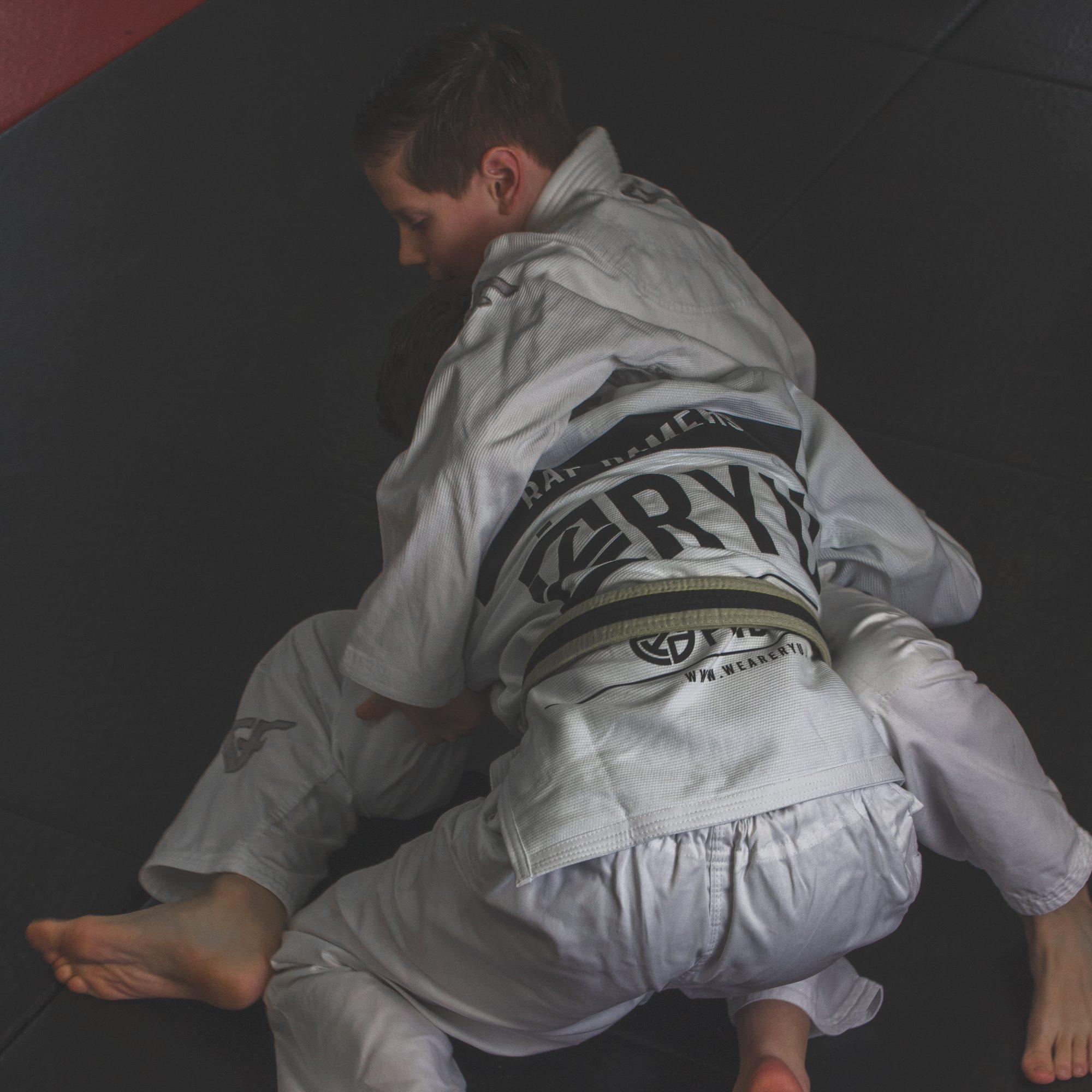 Brazilian Jiu Jitsu 7+ jr.