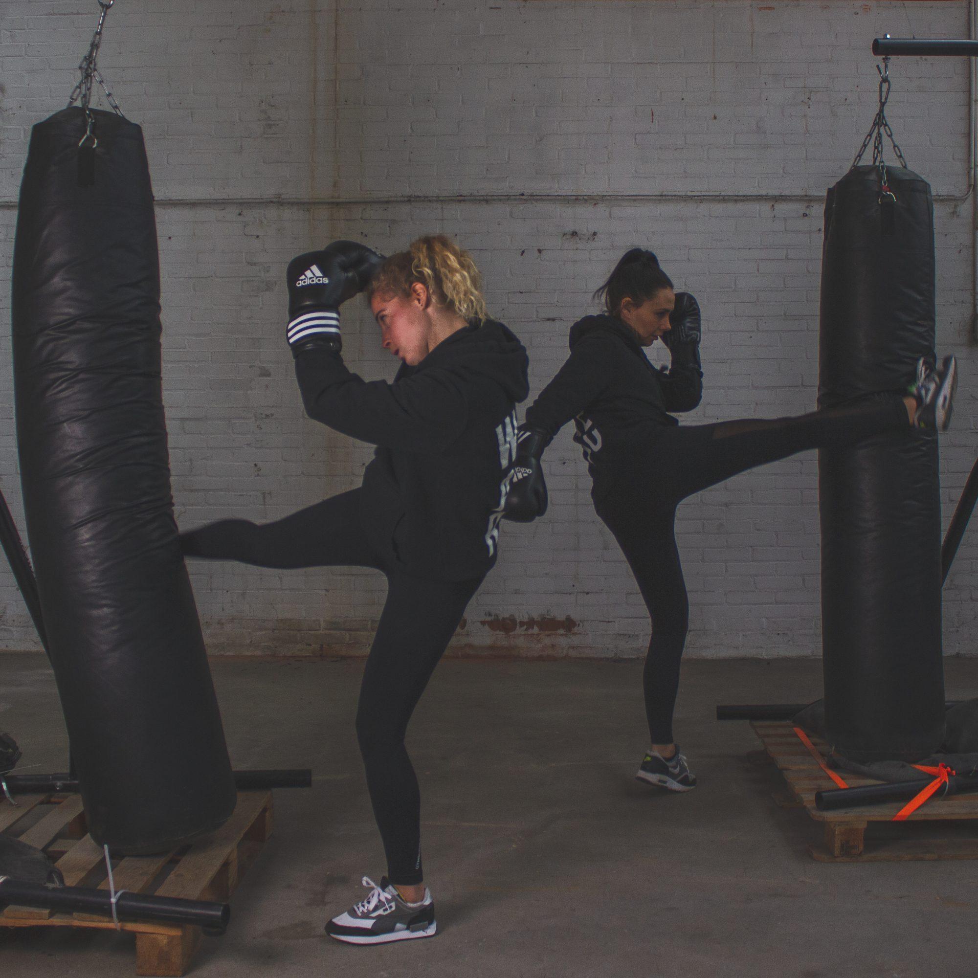 Cardio Kickboksen
