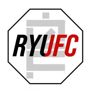 RYUFC logo vierkant