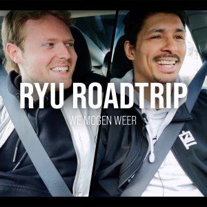 ryu roadtrip aflevering 1